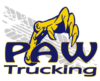 Commercial Trucking | Transport & Materials Delivery | PAW Trucking